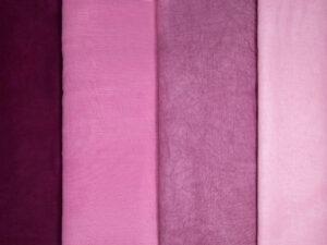 Tintura cocciniglia su tessuti vari