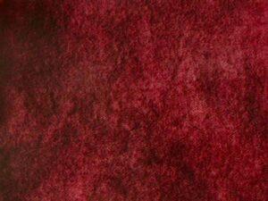 Tintura robbia su lana cotta